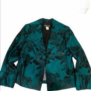 VTG frascara formal blazer sz 8